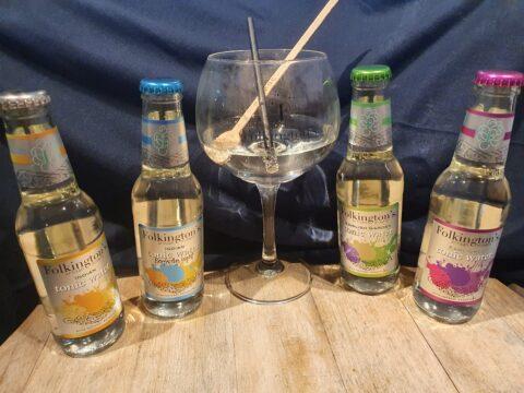 Folkingtons soft drinks bottles